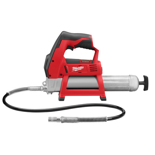 Milwaukee 2446-20 M12 12V Cordless Lithium-Ion Grease Gun (Tool Only) image number 0