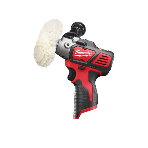 Factory Reconditioned Milwaukee 2438-80 M12 12V Lithium-Ion Variable Speed Polisher/Sander (Bare Tool)