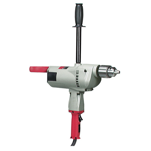 Milwaukee 1854-1 Super Hole Shooter 10 Amp 0 - 450 RPM 3/4 in. Corded Drill with #3 Jacobs Taper Spindle image number 0