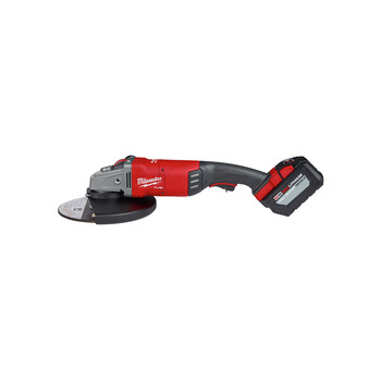 Milwaukee 2785-21HD M18 FUEL 7 in. / 9 in. Large Angle Grinder Kit image number 1