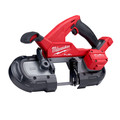 Milwaukee 2829-20 M18 FUEL Compact Lithium-Ion 3-/14 in. Cordless Band Saw (Tool Only) image number 0