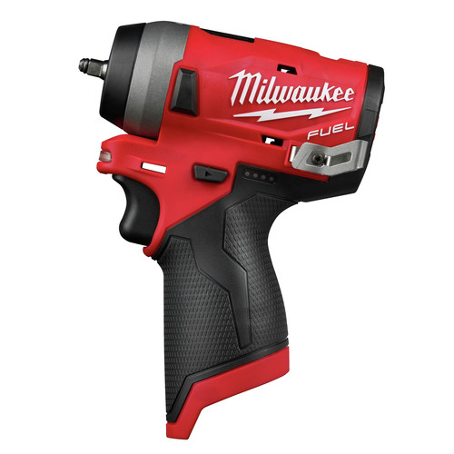 Factory Reconditioned Milwaukee 2552-80 M12 FUEL Stubby 1/4 in. Impact Wrench (Tool Only)