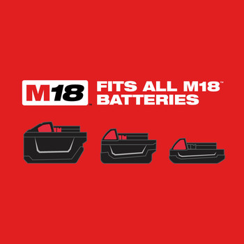 Milwaukee 2726-21HD M18 FUEL 24 in. Dual Action Hedge Trimmer Kit image number 7