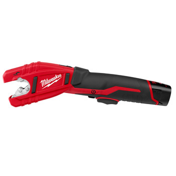 Milwaukee 2471-21 M12 12V Cordless Lithium-Ion Copper Tubing Cutter (1 Battery) image number 1