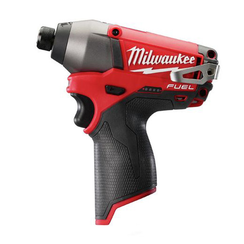 Factory Reconditioned Milwaukee 2597-82 M12 FUEL Li-Ion 1/2 in. Hammer Drill Driver & Impact Driver Combo Kit image number 3
