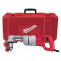 Milwaukee 3102-6 7 Amp 2-Speed 1/2 in. Corded Right Angle Drill with D-Handle and Case image number 0