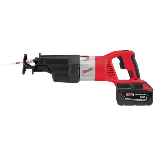 Milwaukee 0719-22 M28 Lithium-Ion SAWZALL Reciprocating Saw with Case