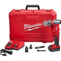 Milwaukee 2677-20 M18 Force Logic Cordless Lithium-Ion 6T Knockout Tool Kit image number 0