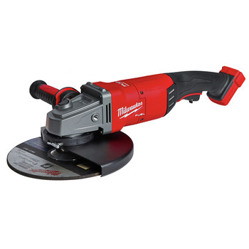 Factory Reconditioned Milwaukee 2785-80 M18 FUEL 7 in. / 9 in. Large Angle Grinder (Tool Only) image number 1