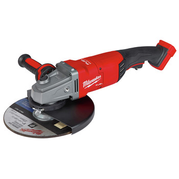 Factory Reconditioned Milwaukee 2785-80 M18 FUEL 7 in. / 9 in. Large Angle Grinder (Tool Only) image number 2
