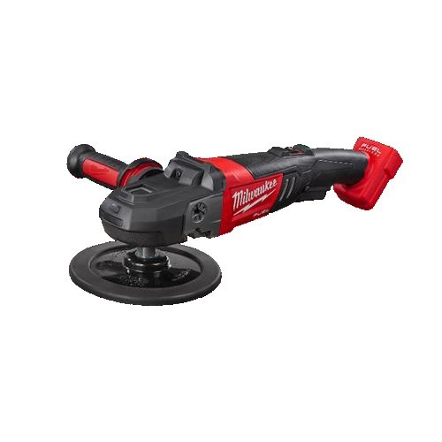 Milwaukee 2738-20 M18 FUEL Lithium-Ion 7 in. Variable Speed Polisher (Bare Tool)
