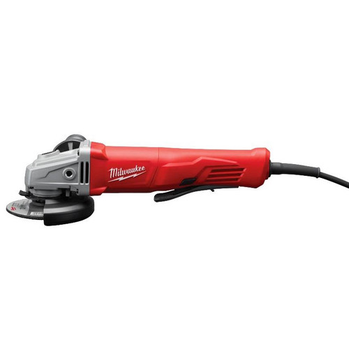 Milwaukee 6141-30 4-1/2 in. Small Angle Grinder Lock-On N/E image number 0