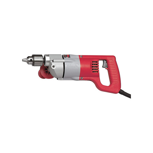 Milwaukee 1001-1 7 Amp 0 - 600 RPM 1/2 in. Corded Drill with D-Handle image number 0