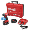 Factory Reconditioned Milwaukee 2757-82 M18 FUEL 5.0 Ah Cordless Lithium-Ion 1/4 in. Hex Impact Driver Kit with ONE-KEY Connectivity