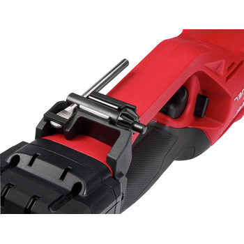Milwaukee 2809-22 M18 FUEL SUPER HAWG Lithium-Ion 1/2 in. Cordless Right Angle Drill Kit (6 Ah) image number 3