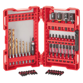 Milwaukee 48-32-4013 50 Pc SHOCKWAVE Impact Duty Driver Bit Set image number 2