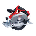 Milwaukee 2630-20 M18 Lithium-Ion 6-1/2 in. Circular Saw (Tool Only)
