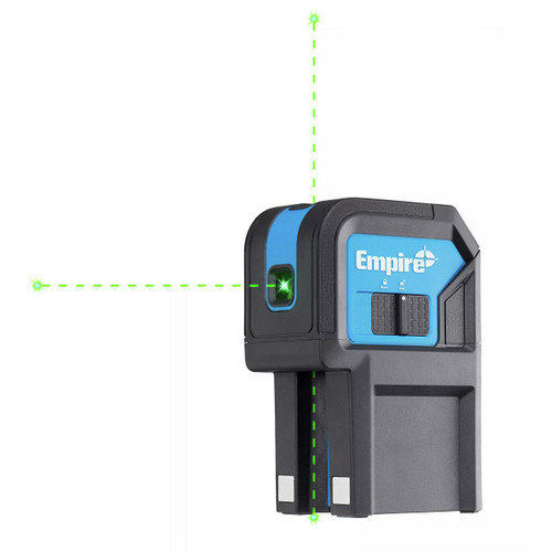 Empire ELG3D 125 ft. Self-Leveling 3-Point Laser - Green image number 0