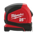 Milwaukee 48-22-6625 25 ft. Compact Tape Measure image number 0