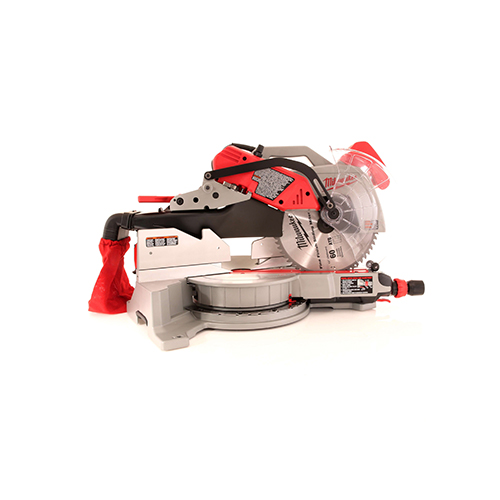 Factory Reconditioned Milwaukee 6955 80 12 In Dual Bevel Sliding Compound Miter Saw