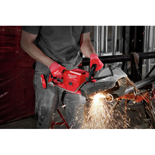 Milwaukee 2786-22HD M18 FUEL Lithium-Ion 9 in. Cut-Off Saw Kit with ONE-KEY (12 Ah) image number 18