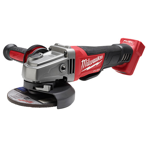 Factory Reconditioned Milwaukee 2780-80 M18 FUEL Lithium-Ion 4-1/2 in. - 5 in. Paddle Switch Grinder (Bare Tool)