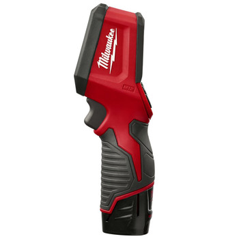 Milwaukee 2258-21 M12 12V 1.5Ah Cordless Lithium-Ion 102 x 77 Infrared Camera Kit image number 2