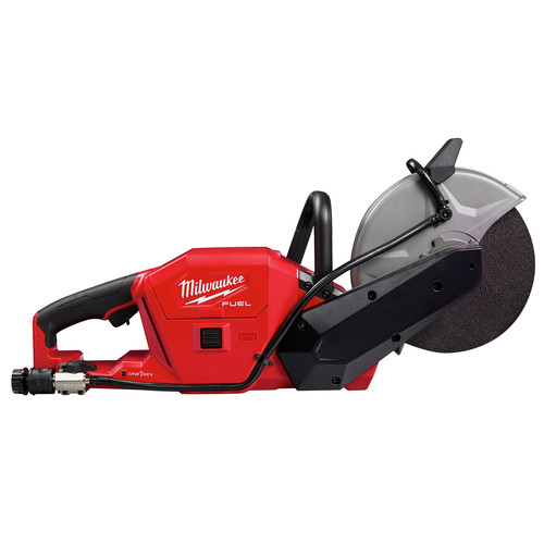 Milwaukee 2786-22HD M18 FUEL Lithium-Ion 9 in. Cut-Off Saw Kit with ONE-KEY (12 Ah) image number 5