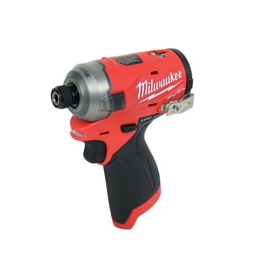 Milwaukee 2551-20 M12 FUEL SURGE 1/4 in. Hex Hydraulic Driver (Tool Only) image number 0