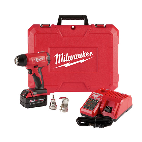 Milwaukee 2688-21 M18 18V Compact Heat Gun Kit
