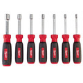 Milwaukee 48-22-2417 7-Piece Hollow Shaft Metric Nut Driver Set image number 0