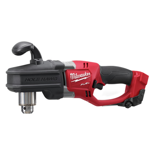 Milwaukee 2707-20 M18 FUEL HOLE HAWG Lithium-Ion 1/2 in. Cordless Right Angle Drill (Tool Only) image number 0