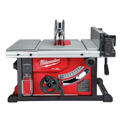 Milwaukee 2736-20 M18 FUEL 8-1/4 in. Table Saw with One-Key (Bare Tool)