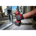 Milwaukee 2853-22 M18 FUEL Compact Lithium-Ion 1/4 in. Cordless Hex Impact Driver Kit (5 Ah) image number 8