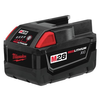 Milwaukee 0779-22 M28 Lithium-Ion 1/2 in. Impact Wrench Kit image number 2