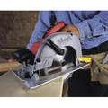 Factory Reconditioned Milwaukee 6391-81 7-1/4 in. Left Blade Circular Saw with Case image number 1