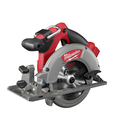 Milwaukee 2730-20 M18 FUEL 18V Cordless Lithium-Ion 6-1/2 in. Circular Saw (Bare Tool)