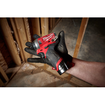 Factory Reconditioned Milwaukee 2553-80 M12 FUEL 1/4 in. Hex Impact Driver (Tool Only) image number 8