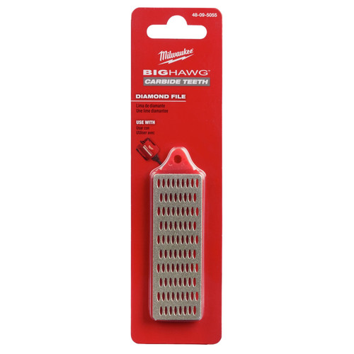 Milwaukee 48-09-5055 BIG HAWG with Carbide Teeth Diamond File