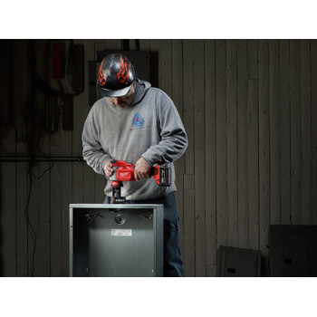 Milwaukee 2676-22 M18 FORCE LOGIC Cordless Lithium-Ion High Capacity Knockout Kit with EXACT 1/2 - 2 in. Knockout Set image number 10