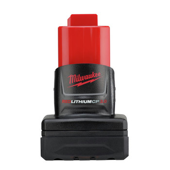 Milwaukee 48-11-2402 M12 REDLITHIUM XC 3 Ah Lithium-Ion High Capacity Battery image number 2