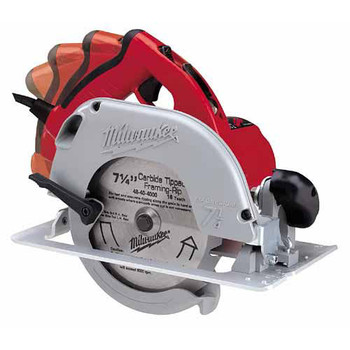 Factory Reconditioned Milwaukee 6394-81 7-1/4 in. Tilt-Lok Circular Saw with Electric Brake & Case