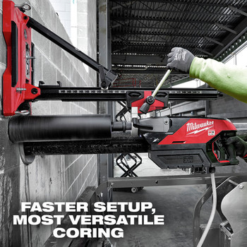 Milwaukee 3000 MX FUEL Compact Core Drill Stand image number 1
