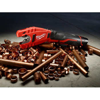 Milwaukee 2471-20 M12 12V Cordless Lithium-Ion Copper Tubing Cutter (Tool Only) image number 7