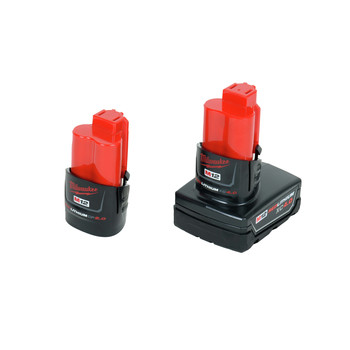 Milwaukee 2555-22 M12 FUEL Stubby 1/2 in. Impact Wrench with Friction Ring Kit image number 4