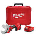 Milwaukee 2470-21 M12 12V Cordless Lithium-Ion PVC Shear Kit
