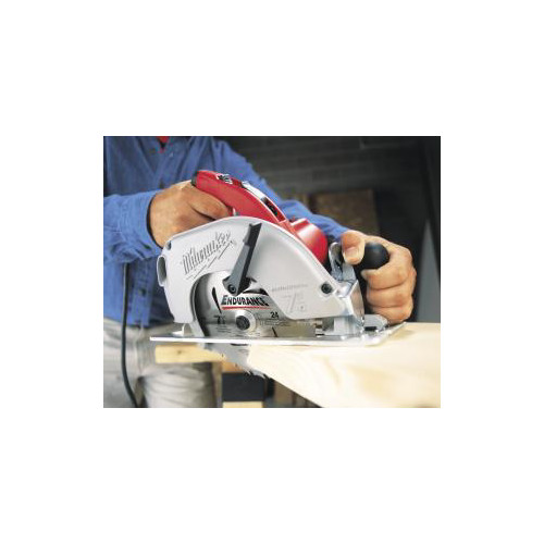 Factory Reconditioned Milwaukee 6394-81 7-1/4 in. Tilt-Lok Circular Saw with Electric Brake & Case image number 1
