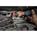 Milwaukee 2485-2486-BNDL M12 FUEL 12-Volt Lithium-Ion Brushless Cordless 1/4 in. Right Angle and Straight Die Grinder image number 9