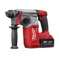 Milwaukee 2712-22DE M18 FUEL Lithium-Ion 1 in. SDS Plus Rotary Hammer and HAMMERVAC Dedicated Dust Extractor Kit image number 2