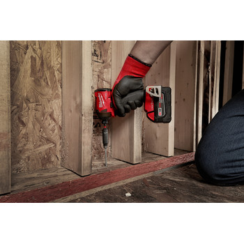 Milwaukee 2857-20 M18 FUEL 1/4 in. Hex Impact Driver with ONE-KEY (Tool Only) image number 8